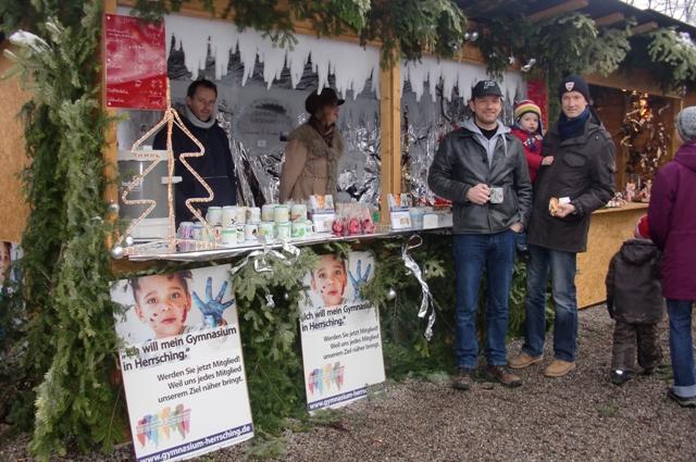 ...und dem Ortsbeauftragten und Hauptorganisator Marc Buntebardt und dem Vorsitzenden des Elternvereins Jens Waltermann (mit Sohn Gustav).