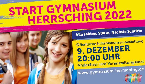 Gymnasium Herrsching 2020!